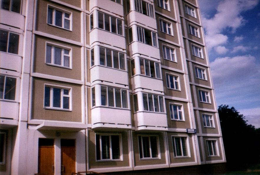 Стоимость остекления балкона или лоджии в доме серии копэ.