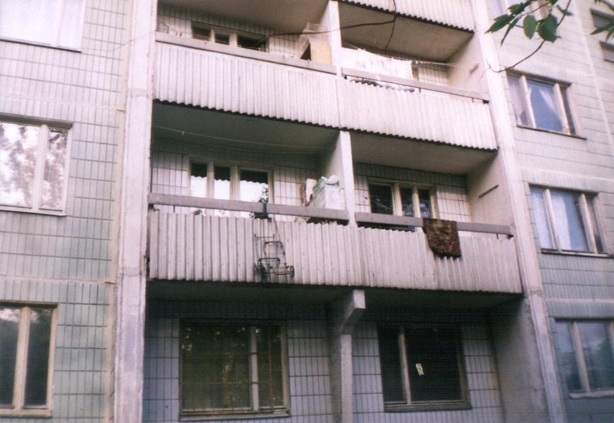 П 43 балкон с выносом лоджия. - наши работы - каталог статей.