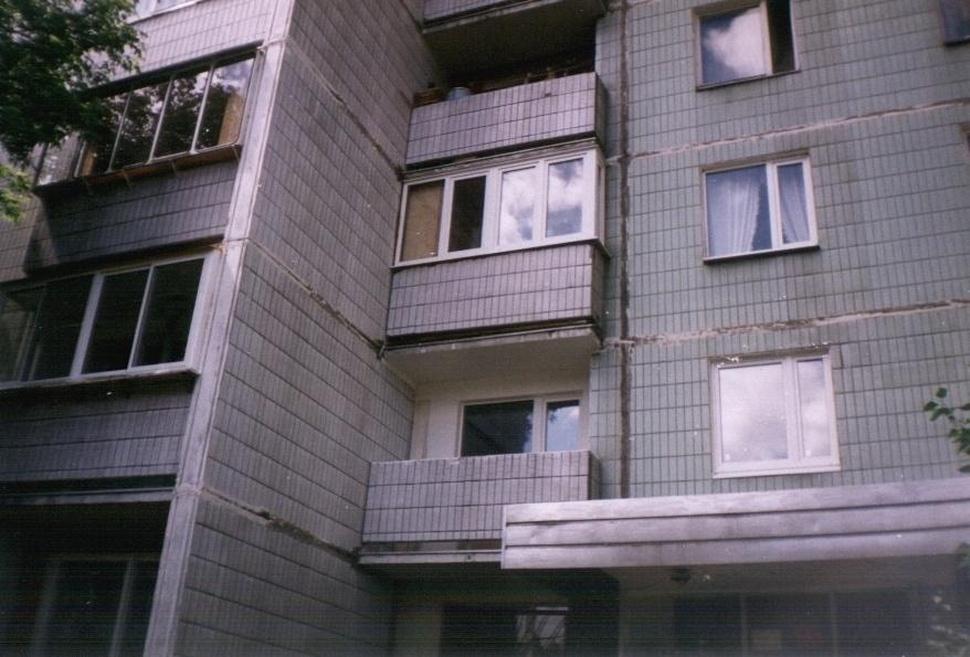 Стоимость остекления балкона или лоджии в доме серии п-43.