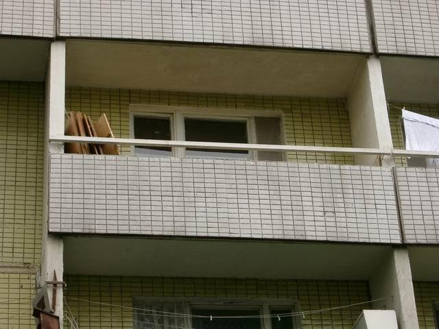 Балкон п46 м поличество реек. - дизайн маленьких лоджий - ка.