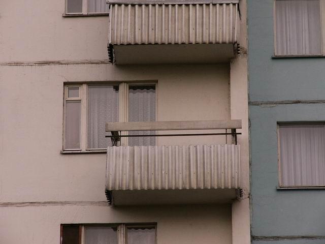 Стоимость остекления балкона или лоджии в доме серии п-3.